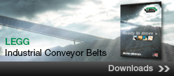 Catalog: LEGG Industrial Conveyor Belts
